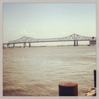 Photo taken at The Mississippi River by Alison C. on 3/24/2013