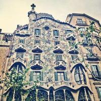5/8/2013에 Lorena P.님이 Casa Batlló에서 찍은 사진