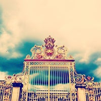 Photo taken at Palace of Versailles by Lorena P. on 5/15/2013