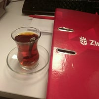 Photo taken at Ziraat Bankası by Fatma G. on 11/30/2016