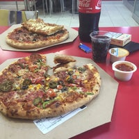Photo taken at Domino's Pizza by BORA C. on 10/10/2015