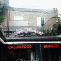 Photo taken at Café Beignet by Paul M. on 9/28/2012