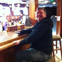 Photo taken at Canmore Hotel by Jason S. on 1/2/2013