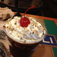 Photo taken at Ghirardelli Ice Cream & Chocolate Shop by Rachel B. on 4/11/2013