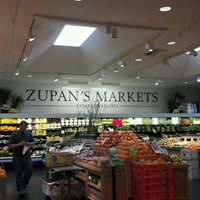 Photo taken at Zupan's Market by LoLo on 3/3/2013