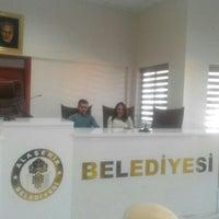 Photo taken at Alaşehir Belediyesi by Elif Nur E. on 11/4/2015