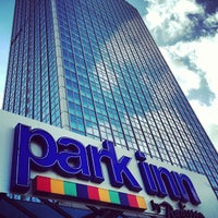 4/14/2013 tarihinde Farid A.ziyaretçi tarafından Park Inn by Radisson Berlin Alexanderplatz'de çekilen fotoğraf