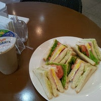 Photo taken at up 95 coffe shop by Martin P. on 9/7/2013