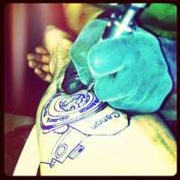 Photo taken at Ink Injection by Rob L. on 10/13/2012