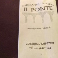 Photo taken at Il Ponte by Doctor@ on 2/12/2016