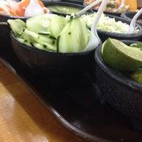 Photo taken at Tacos El Compa Victor by Claudia Alejandra R. on 9/27/2013