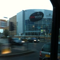 Photo taken at Cineworld by Berkan A. on 10/13/2013