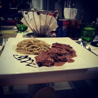 Photo taken at Fresca Café and Gelateria at Four Seasons Hotel Alexandria by Nada I. on 1/31/2013