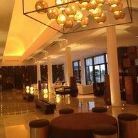 Photo taken at Mövenpick Hotel Gammarth Tunis by Nicole G. on 7/5/2013