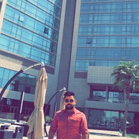 Photo taken at Erbil Rotana Hotel by Saif B. on 8/27/2017