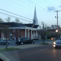 Photo taken at Red Bank Church of Christ by Michelle C. on 4/11/2013
