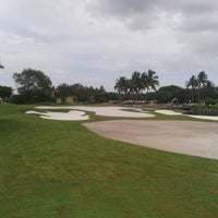 Photo taken at Bay Colony Golf Club by Justin C. on 7/29/2014