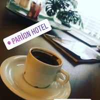 11/19/2017 tarihinde Esra S.ziyaretçi tarafından Parion Hotel'de çekilen fotoğraf