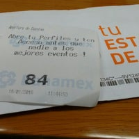 Photo taken at Banamex by Fer R. on 1/18/2016