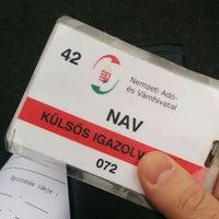Photo taken at NAV Kelet-budapesti Adóigazgatósága by Tibor K. on 12/8/2014