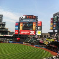 Photo taken at Citi Field by Lydia N. on 7/20/2013