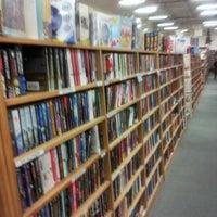 Photo taken at Half Price Books by E Rey G. on 11/25/2012