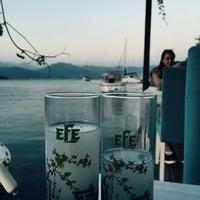 8/22/2017 tarihinde Yusuf T.ziyaretçi tarafından Fethiye Yengeç Restaurant'de çekilen fotoğraf