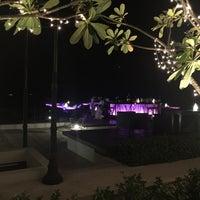 Photo taken at Air Bar · InterContinental Samui Baan Taling Ngam Resort by eric on 3/6/2016