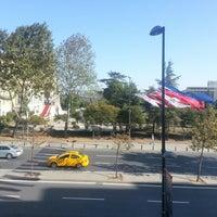 Photo taken at İz-San İnş. Yat. ve Tic. Ltd. Şti. by İzzet B. on 10/18/2012