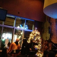 Photo taken at Rasselas Jazz Club by Anthony on 12/24/2012