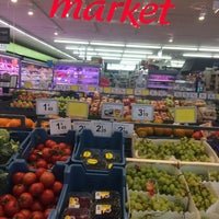 Photo taken at Carrefour market by Inara V. on 8/25/2016