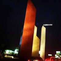 Foto tomada en Torres de Satélite por Angel E. el 4/6/2013