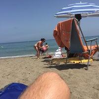 Foto tomada en Playa de la Carihuela por Louis V. el 7/16/2017