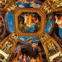 Photo taken at Vatican Museums by Norman D. on 5/4/2013
