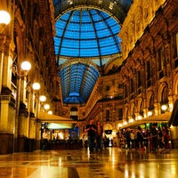 Foto scattata a Galleria Vittorio Emanuele II da Norman D. il 4/25/2013