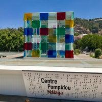 Foto tomada en Centre Pompidou Málaga por Andrey M. el 6/6/2017