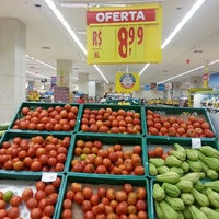 Photo taken at Carrefour by Priscila C. on 4/7/2013