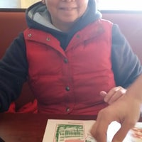 Photo taken at Mystic Island Pizza-Restaurant by Dick S. on 4/6/2014