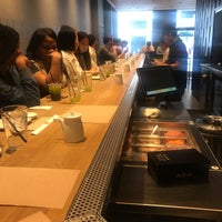 Photo prise au KazuNori: The Original Hand Roll Bar par Michael B. le8/8/2017