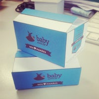 Photo taken at Baby.com.br HQ by Thaise C. on 3/14/2013