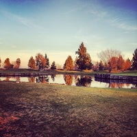Photo taken at Bartley Cavanaugh Golf Course by Greg J B. on 12/25/2013