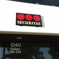 Photo taken at Securitas by Domingo L. on 7/27/2013