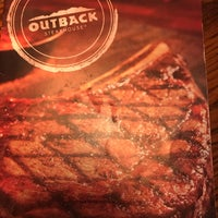 Photo taken at Outback Steakhouse by Alex K. on 5/19/2017
