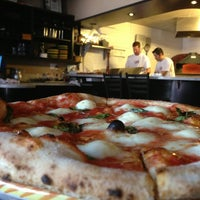 Photo taken at Tony's Pizza Napoletana by Brian on 3/1/2013
