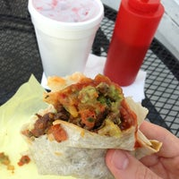 Снимок сделан в Taco Rey Taco Shop пользователем Javier O. 8/3/2013