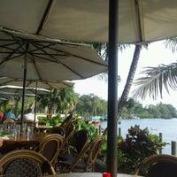 Photo taken at Guanabanas by Olga on 2/12/2013
