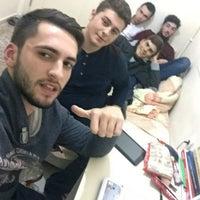 Photo taken at Özel Erkam Yüksek Öğrenim Erkek Öğrenci Yurdu by Burak D. on 10/11/2015