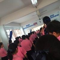 Photo taken at ห้องนาฏศิลป์ by Ning_knk😺 on 4/8/2016