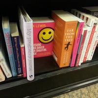 Photo taken at Waterstones by Bex L. on 3/14/2014