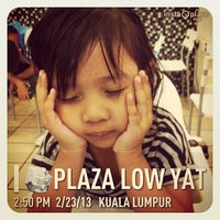 Photo taken at Plaza Low Yat by Khairil A. on 2/23/2013